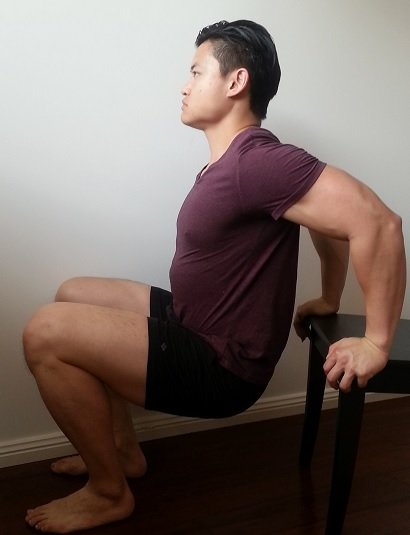 short head bicep stretch