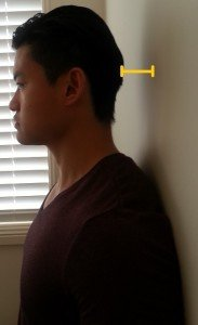 How do you know if you have Forward head posture