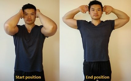 exercises for rounded shoulders