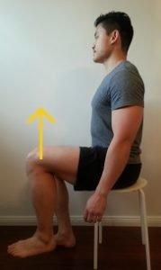 hip flexor strengthening exercise for hip impingement