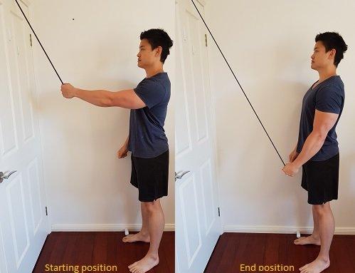 exercise for shoulder impingement