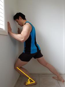ankle dorsiflexion mobilization