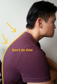 Arch back deep throat