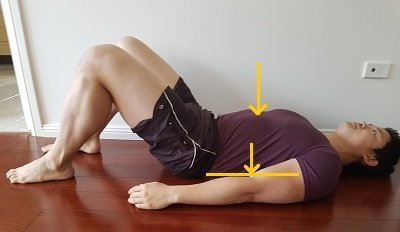 How to fix Flared Ribs - Posture Direct