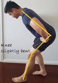 stretches for the hamstring