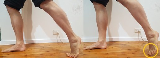 big toe strengthening exercise
