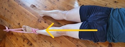 band distraction hip impingement exercises