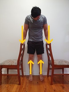 decompression of lower back