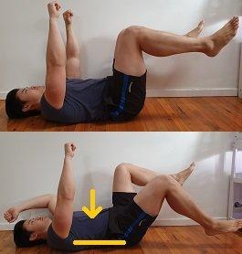 transversus abdominis strengthening exercise for bulged disc
