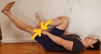 isometric hip flexor exercise