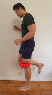 exercise for hyperextension of knees