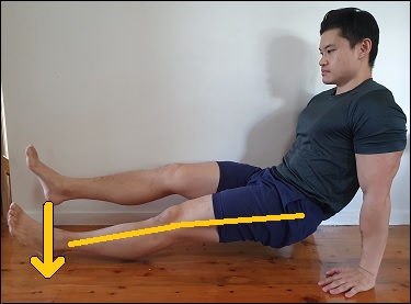 exercise for knee hyperextension