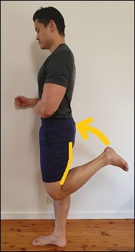 hamstring activation exercise for hyperextended knees